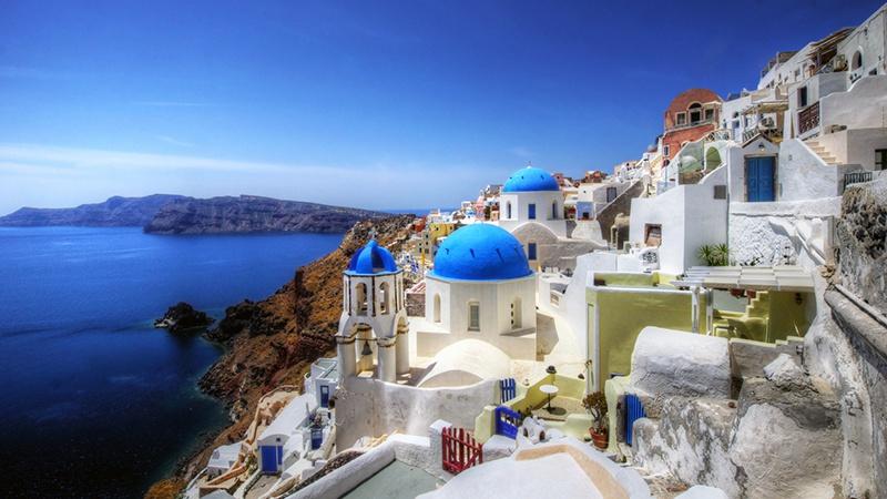 Островная греция куда поехать