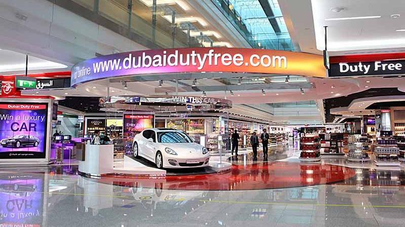 Duty free в аэропорту дубай аренда дома в салоу