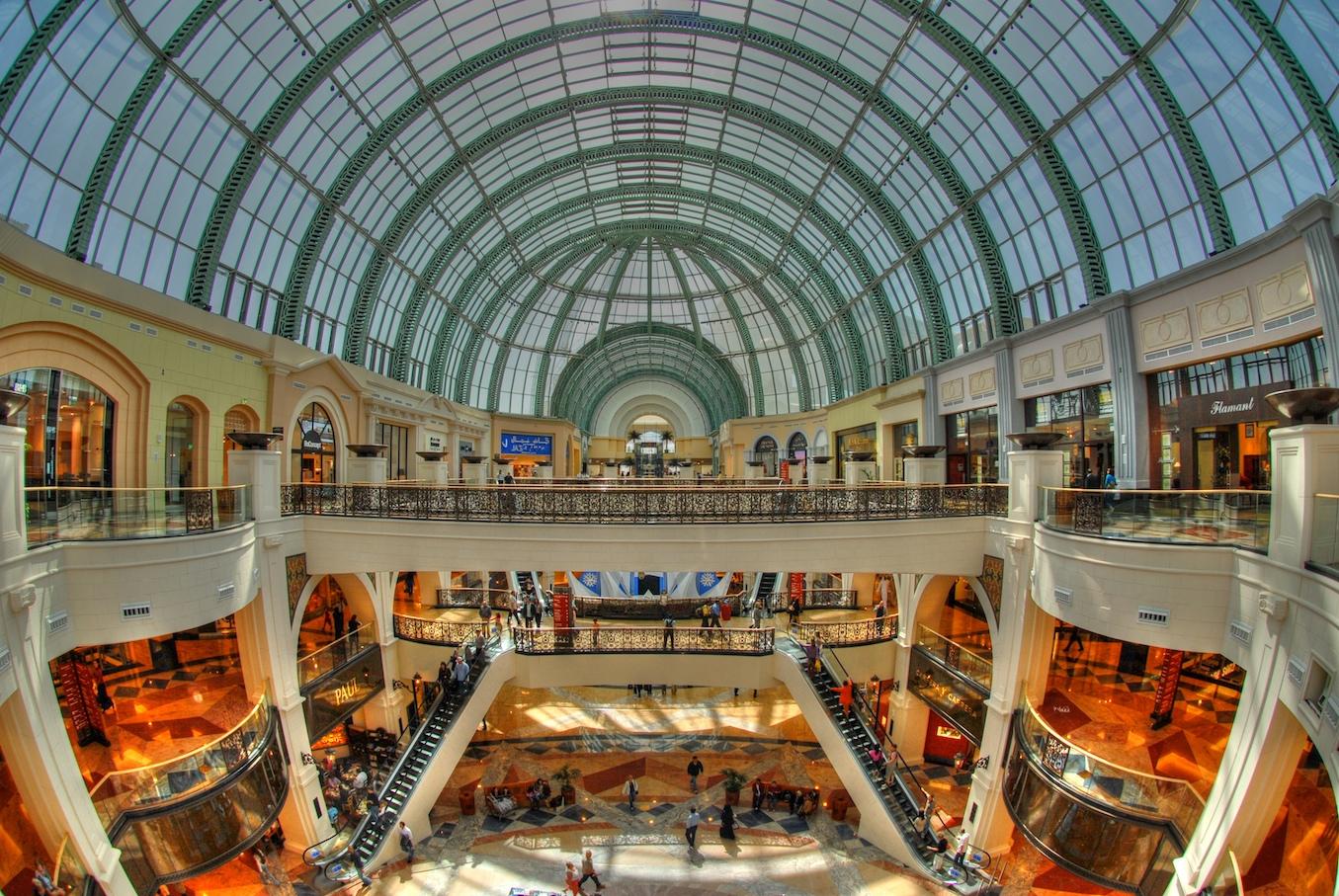 Торговый центр картинка большая